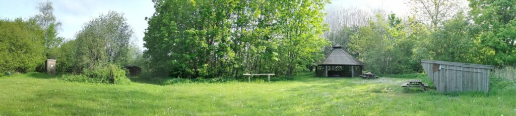 Møldrup bål- og aktivitetsplads-shelterplads